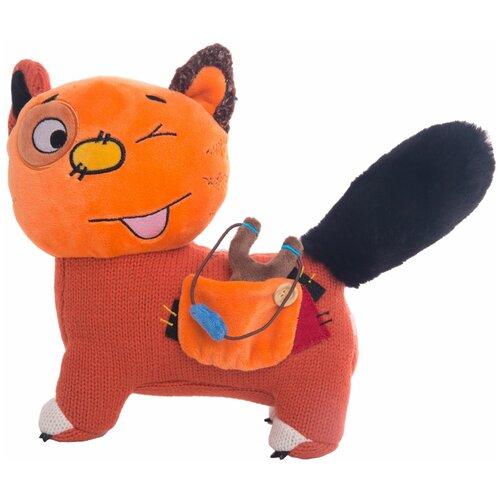 Мягкая игрушка Gulliver Кот хулиган 23 см мягкая игрушка gulliver кот ботаник 23 см