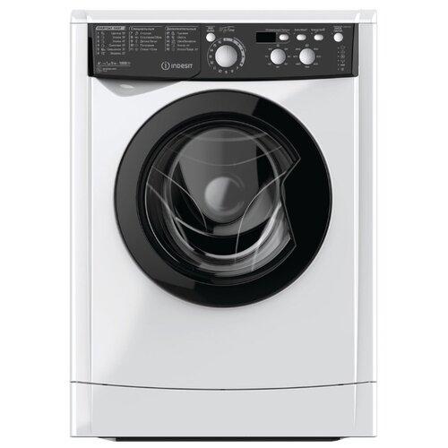 Фото - Стиральная машина Indesit EWSD 51031 BK CIS стиральная машина indesit iwsc 6105 cis