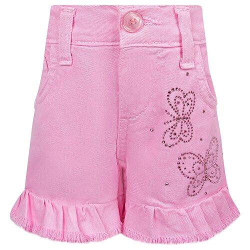 Купить Шорты Miss Blumarine MBL2693 размер 92, розовый, Брюки и шорты