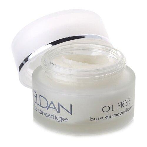 Eldan Cosmetics Le Prestige Оil Free Pureness Base Увлажняющий крем-гель для жирной кожи лица, 50 мл