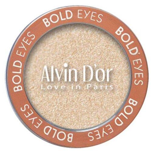 Купить Alvin D'or Тени для век Bold eyes AES-19 жемчужный бежевый
