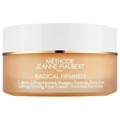 Methode Jeanne Piaubert Radical Firmness Lifting-Firming Face Cream Enriched Formula Крем-лифтинг для лица, 50 мл methode jeanne piaubert certitude absolue ultra anti wrinkle night cream ночной крем для лица против морщин 50 мл