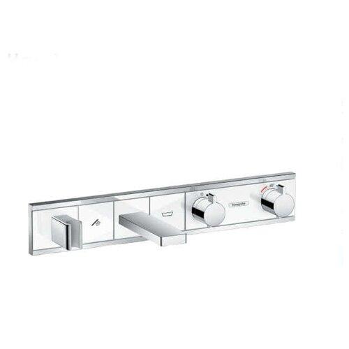 Фото - Термостат для ванны Hansgrohe RainSelect 15359400 термостат для ванны hansgrohe rainselect 15356400