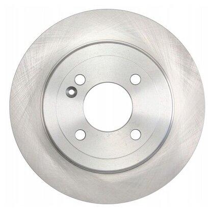 Тормозной диск задний NIPPARTS N3310524 262x10 для Hyundai i20, Hyundai Solaris, Kia Rio