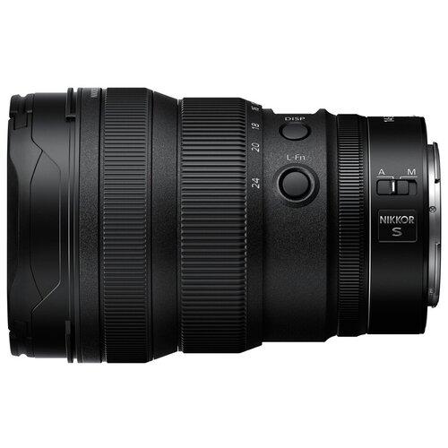 Фото - Объектив Nikon Nikkor Z 14-24mm f/2.8 S черный объектив laowa 11mm f 4 5 ff rl nikon z черный