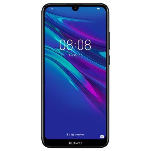 Смартфон HUAWEI Y6 (2019) классический черный (51093TKP) смартфон