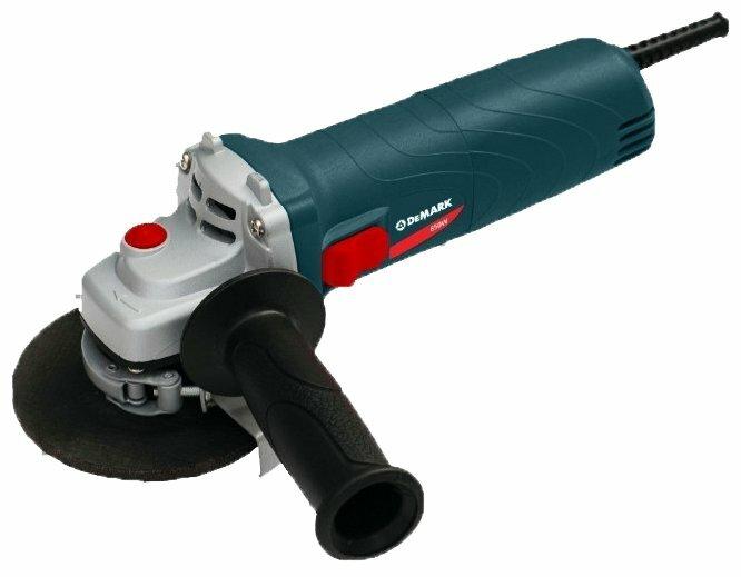 УШМ DeMARK G-8204, 850 Вт, 125 мм