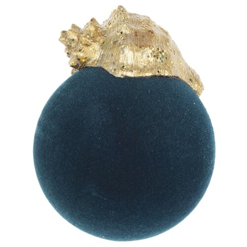 Набор шаров KARLSBACH 08910, темно-зеленый/золотистый
