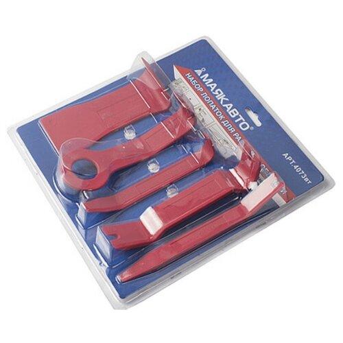 Набор лопаток для разборки обшивки авто 5 предметов МаякАвто