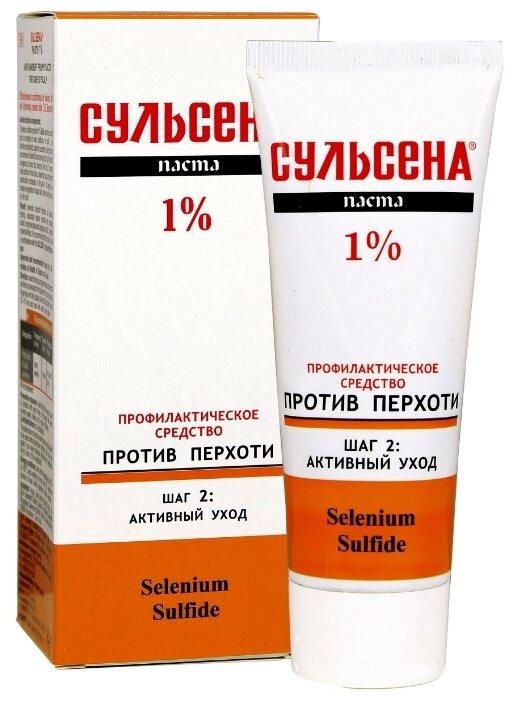 Сульсена Паста для волос профилактическая против перхоти 1% Сульсена