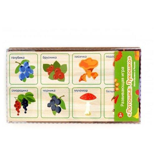 Фото - Настольная игра Мастер игрушек Лотошка: Лукошко IG0331 настольная игра мастер игрушек мемори