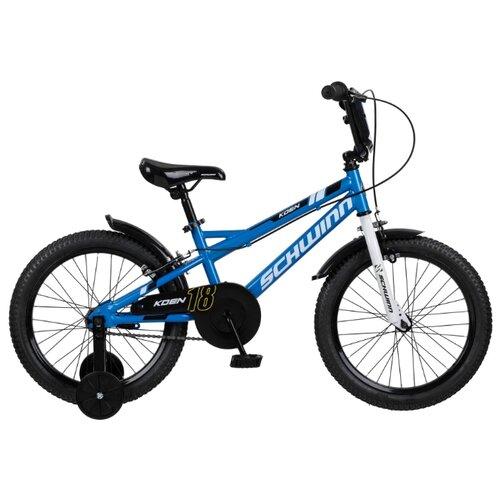 Детский велосипед Schwinn Koen 18 cиний (требует финальной сборки)