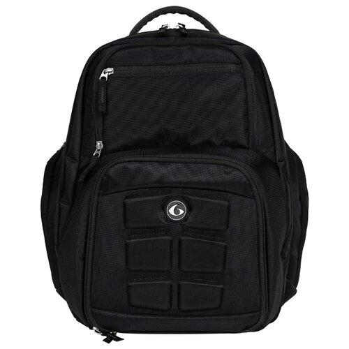 цена Six Pack Fitness Рюкзак Expedition Backpack 300 черный 36 л онлайн в 2017 году