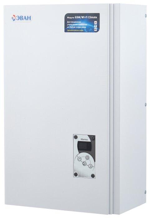 Электрический котел ЭВАН Warmos-IV-7,5 380, 7.5 кВт, одноконтурный фото 1