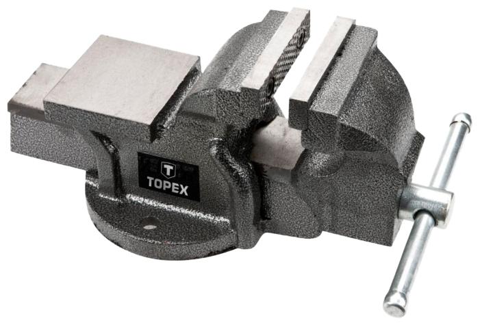 Стоит ли покупать Тиски TOPEX 07A110 100 мм? Отзывы на Яндекс.Маркете
