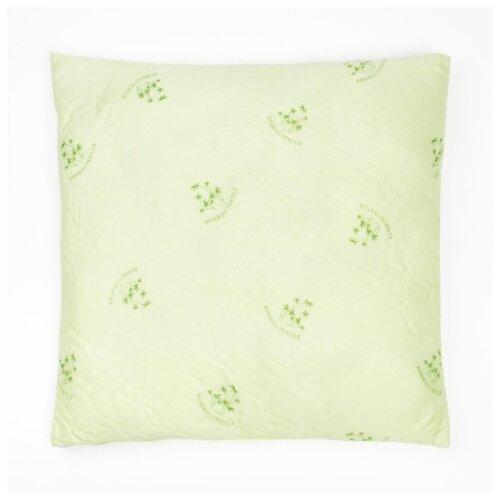 Подушка Monro Бамбук, 70*70 см, полиэстер ультрастеп, конверт
