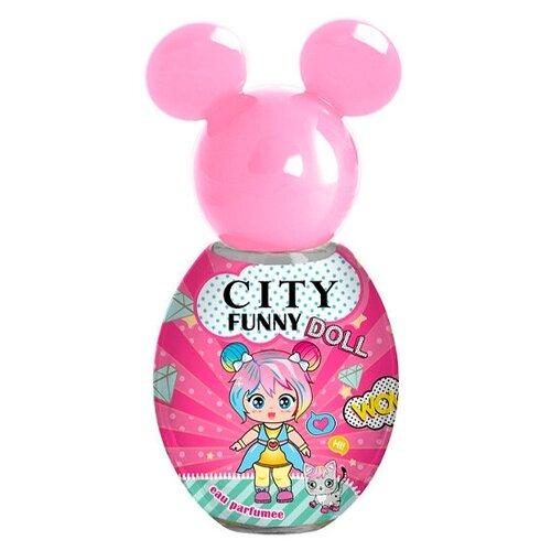 Детская душистая вода CITY PARFUM Funny Doll 30 мл