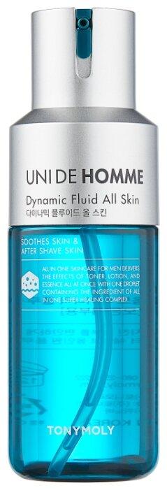 TONY MOLY Флюид для лица Uni De Homme Dynamic Fluid All Skin
