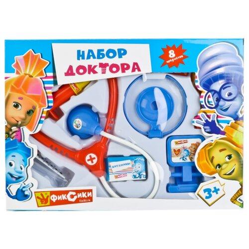 Купить Набор доктора Играем вместе Фиксики (B1455423-R), Играем в доктора
