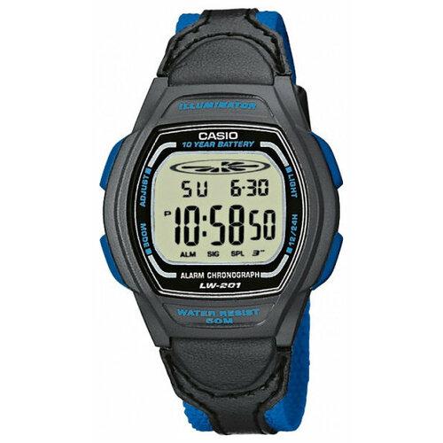 Наручные часы CASIO LW-201B-2A женские часы casio lw 200 2a