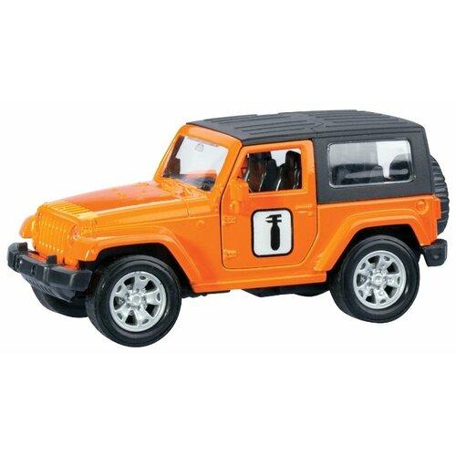 Купить Внедорожник Autotime (Autogrand) USA Allroad 4WD техпомощь (33882) 1:36 оранжевый / черный, Машинки и техника