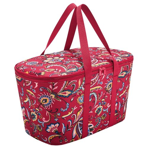Reisenthel Термосумка Coolerbag paisley ruby 20 л чемодан reisenthel mint