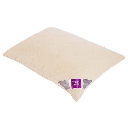 Подушка Kupu-Kupu Овечья шерсть Classik в поплине 50 х 68 см сливочный одеяло kupu kupu овечья шерсть classik легкое 200 х 220 см сливочный