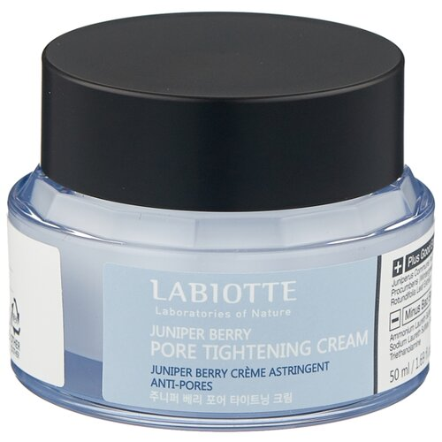 Labiotte Juniper Berry Pore Tightening Cream Крем для лица для сужения пор, 50 мл