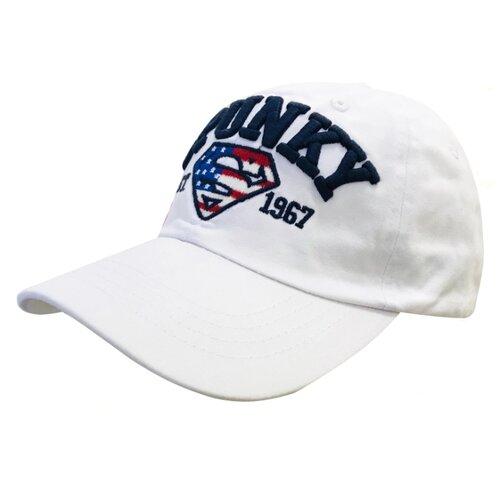 Купить Бейсболка Be Snazzy размер 54-56, белый, Головные уборы