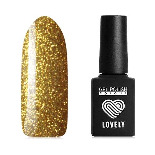 Гель-лак для ногтей Lovely Nails Classic с блестками, 12 мл, №067 гель лак для ногтей lovely nails classic с блестками 12 мл 117