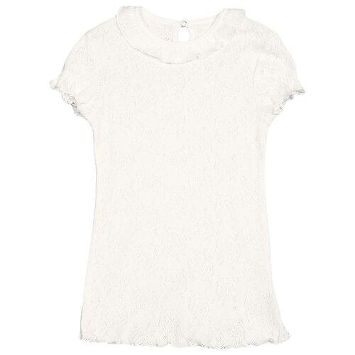 Блузка Снег размер 122-128, белый