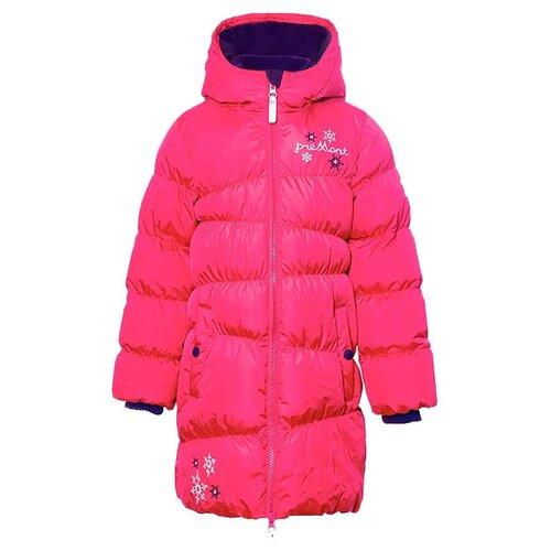 Пальто Premont WP91351 размер 128, розовый