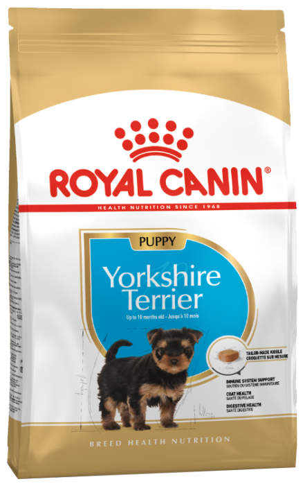 Корм для собак Royal Canin Yorkshire Terrier Junior