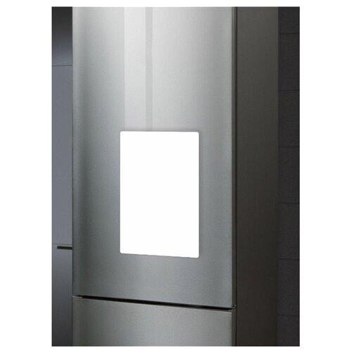 Доска на холодильник маркерная Doski4you Малая комплект (30х20 см) белая