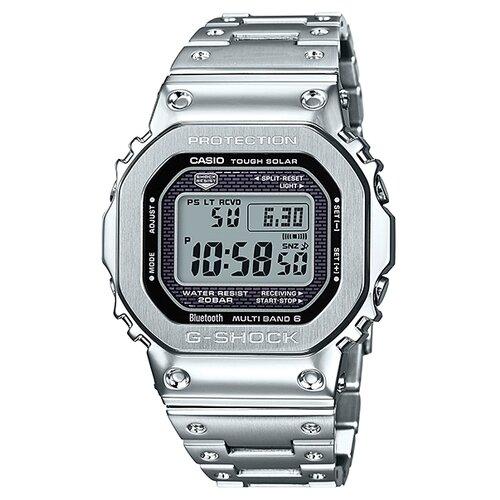Часы CASIO G-SHOCK GMW-B5000D-1E серебристый casio часы casio gd 400 1e коллекция g shock