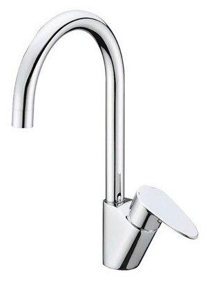 Смеситель для кухни (мойки) WasserKRAFT Leine 3507 однорычажный хром