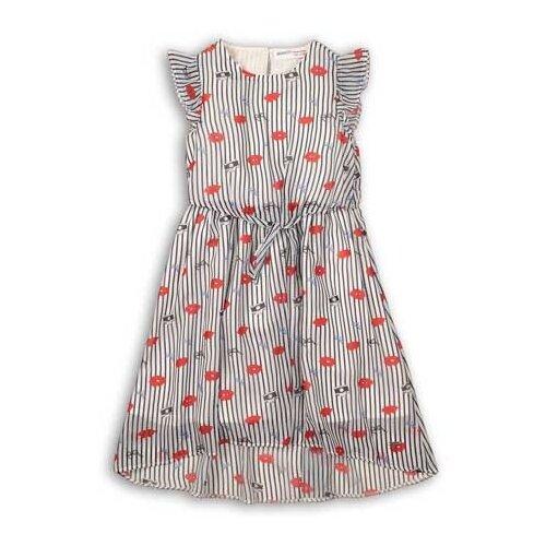 Платье Minoti размер 12-13 л, светло-серый