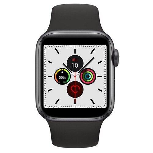 Умные часы IWO 13 Lite, черный умные часы c gps iwo smart watch iwo 11 черный
