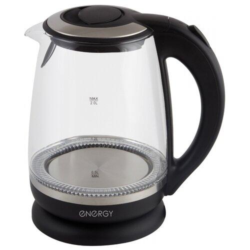 Фото - Чайник Energy E-295, черный чайник energy e 295 черный