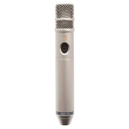 Микрофон RODE NT3, Никелевый