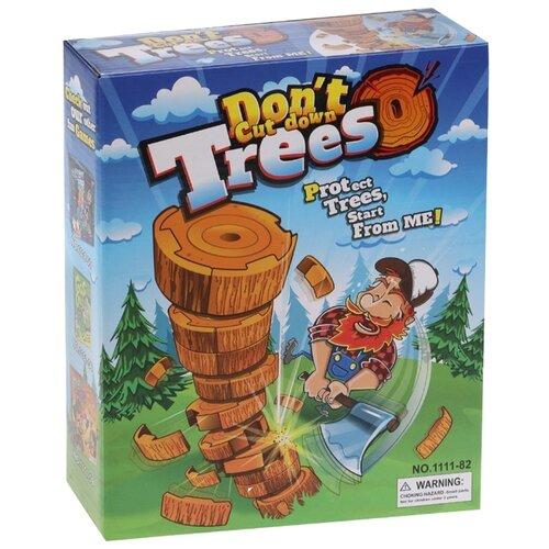 Настольная игра Наша игрушка Не руби дерево !