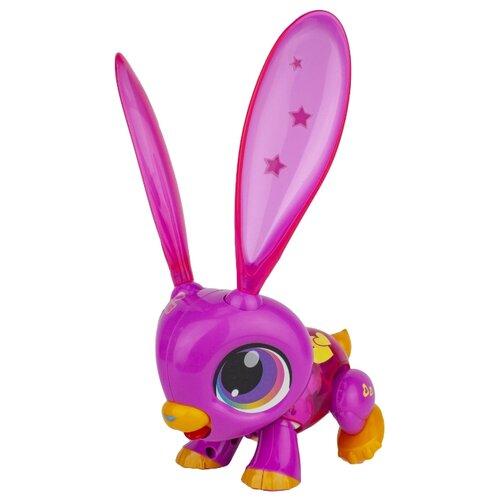 Купить Интерактивная игрушка робот 1 TOY Робо Лайф Кролик розовый, Роботы и трансформеры