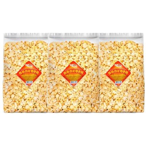 Попкорн SnackLeader Сладкий готовый, 220 г (3 шт.)