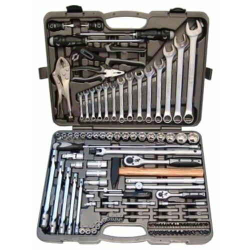 Набор инструментов SKRAB (116 предм.) 60116 набор инструментов libman набор автомобильный 116пр skrab 60116