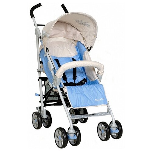 Прогулочная коляска Baby Care Polo light blue прогулочная коляска baby care polo light terrakote