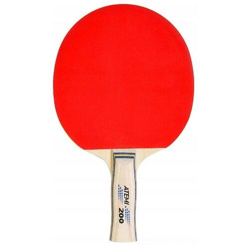 Ракетка для настольного тенниса ATEMI 200 AN цена 2017