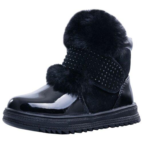 Ботинки КОТОФЕЙ размер 26, черный ботинки t taccardi размер 32 черный