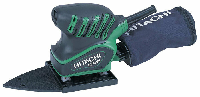 Дельташлифмашина Hitachi SV12SH