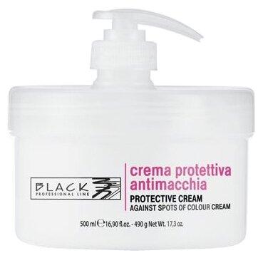 Black professional line Antimacchia крем для защиты кожи от краски, 500 мл