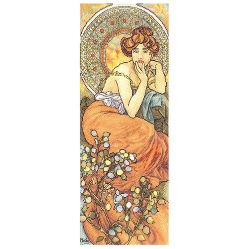 Купить PANNA Набор для вышивания Топаз 56 х 21.5 см (VH-0522), Наборы для вышивания